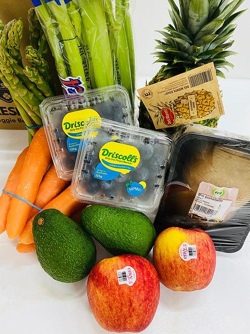 豪華蔬菜水果盒