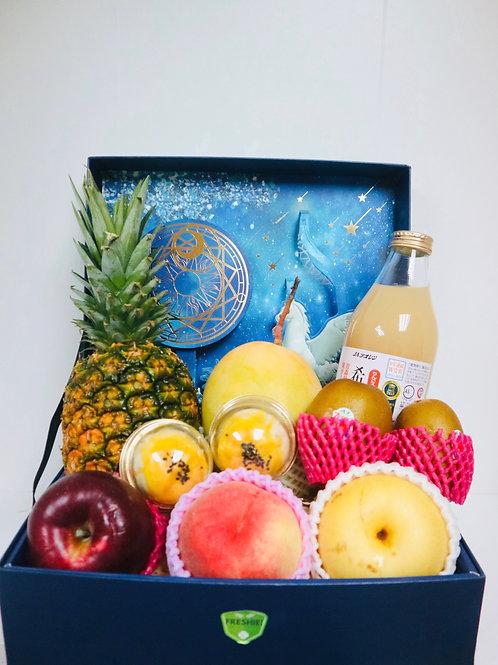 Tailor-made Luxury Christmas Fruit Hamper