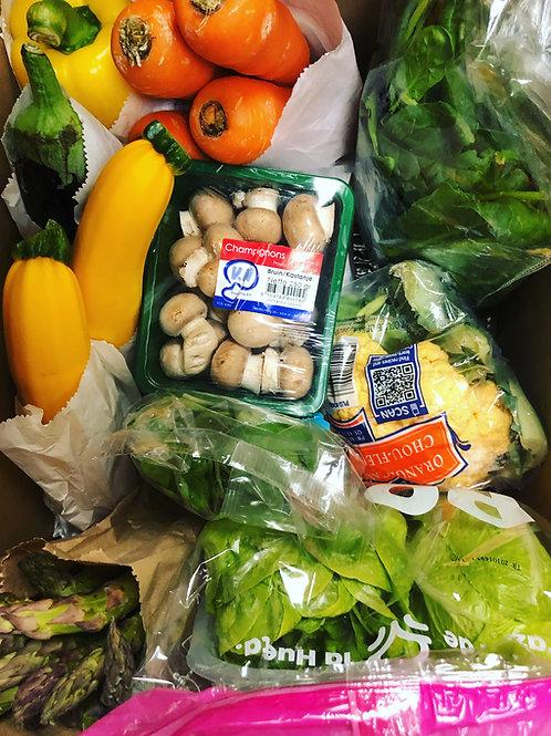 優質蔬菜盒 ( 中 )