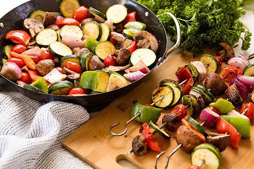 Grilled Vegetable Box