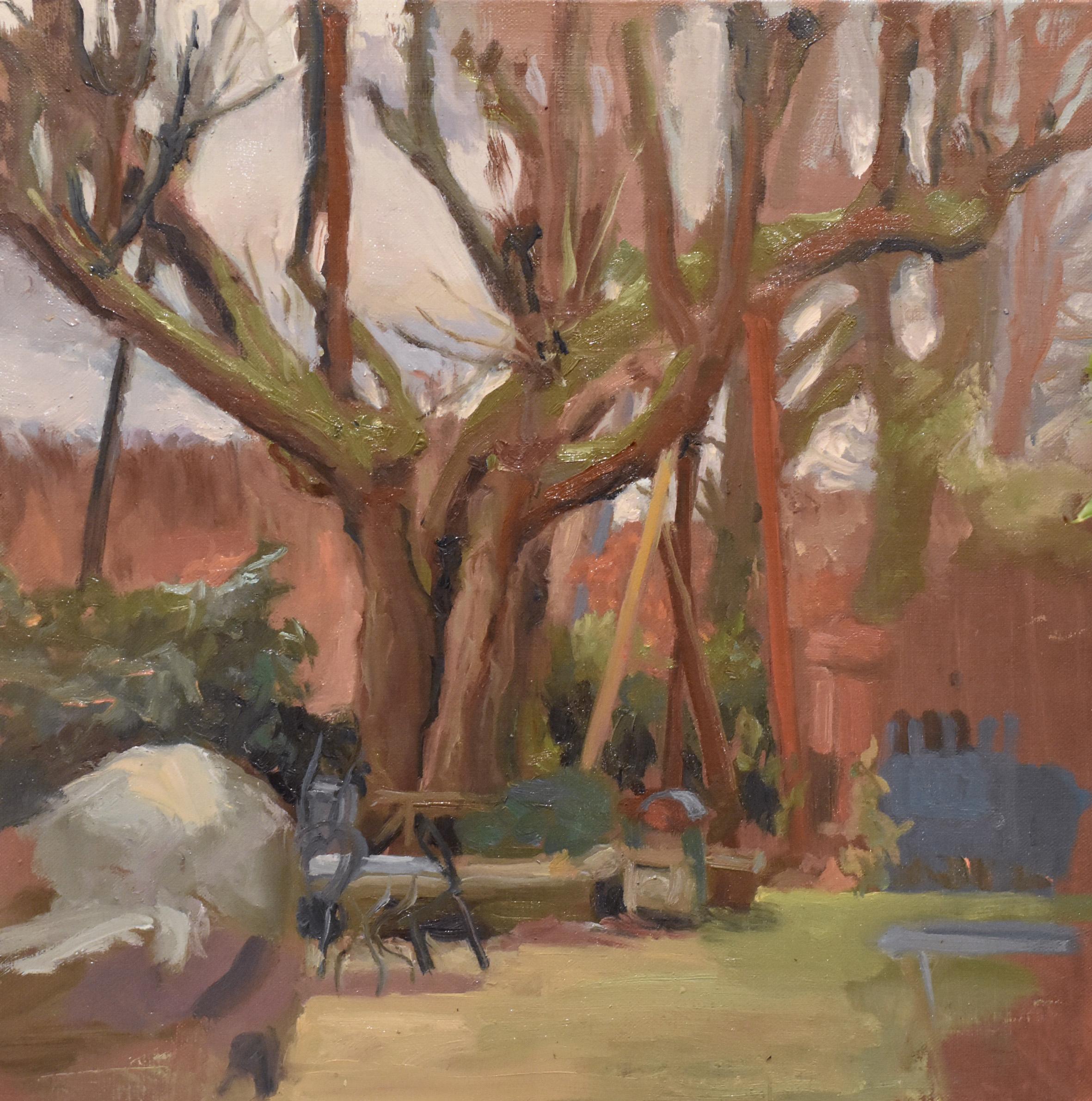 L'arbre du jardin de Boubounelle
