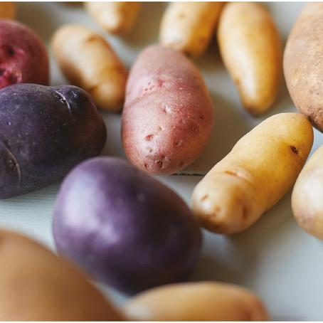 Cómo insertar papas en una dieta de pérdida de peso que satisfaga hasta a los más comelones