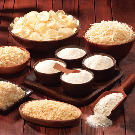 Consume fibra de una manera deliciosa y divertida con papas congeladas y deshidratadas