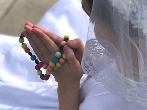 First Holy Communion, the Rosary and Theology of the Body