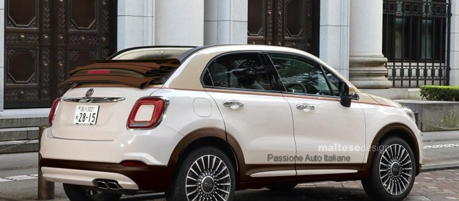 FIAT CONFIRME LA 500 X CABRIOLET POUR 2021!