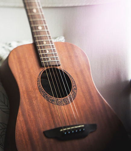 60-minute Lesson -Acoustic guitar