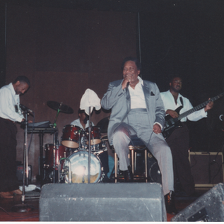 Bobby Bland Concert