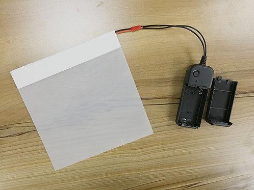 PDLC Magic Switchable Transparent Color