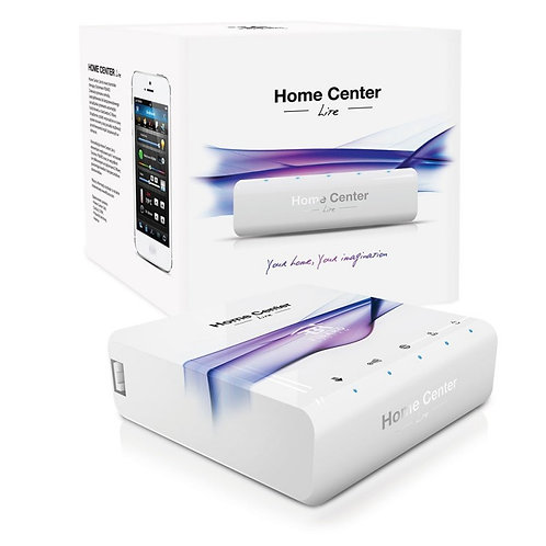 BOX domotique | Fibaro Home Center Lite