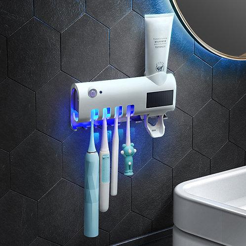 Porte brosses à dents stérilisateur