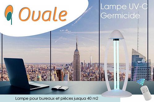 """Lampe UVC """"OVALE"""""""