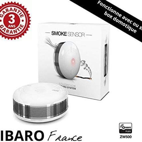 FIBARO | Smoke Sensor - Détecteur de fumée Z-Wave Plus