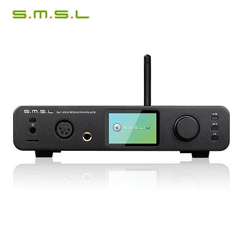 Ampli polyvalent SMSL DP3 WIFI et Réseau LAN