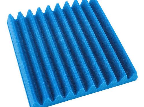 Absorbeurs acoustiques Bleu - pack de 16 pièces