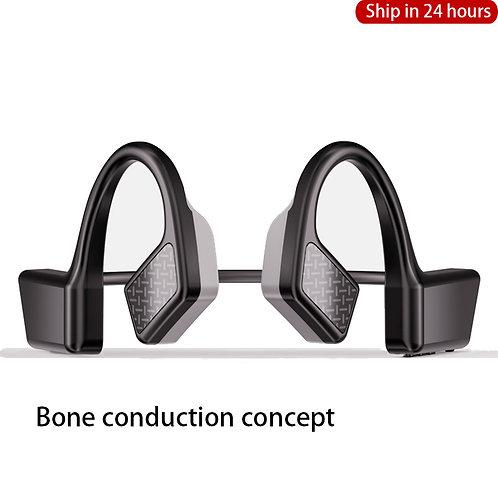 Écouteurs à conduction osseuse Bluetooth