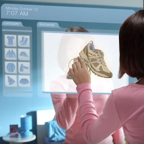 Solution Miroir interactif WAOU!