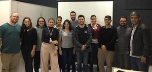 Cléber Coan Souza e Adriana Rosa assumem a presidência