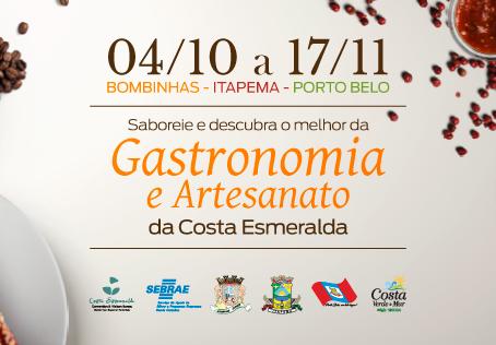Vem aí a Temporada Gastronômica Costa Esmeralda