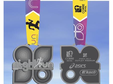 Primeira edição do Night Run irá reunir 450 atletas no Porto Belo Outlet Premium  No dia 14 de março