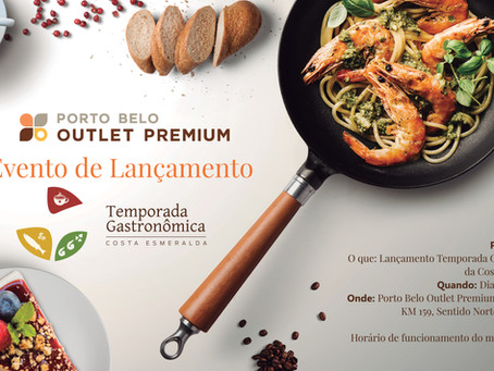 Temporada Gastronômica da Costa Esmeralda promete movimentar o litoral catarinense