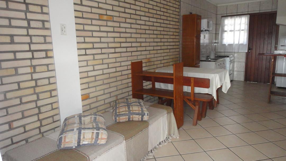 Residencial Morada de Praia - Sala e Cozinha