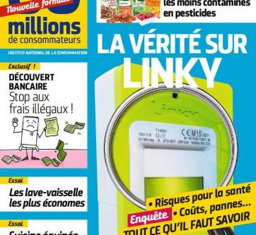 60 Millions de Consommateurs parle de Linky