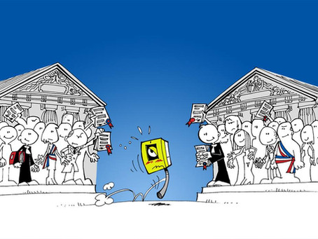 Linky en justice partout en France