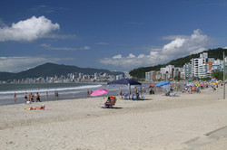Praia Central - Itapema