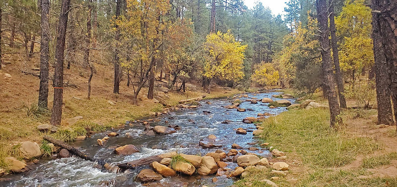 Payson Video and Photo East Verde River