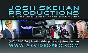 Video Production Scottsdale | Videographer Scottsdale
