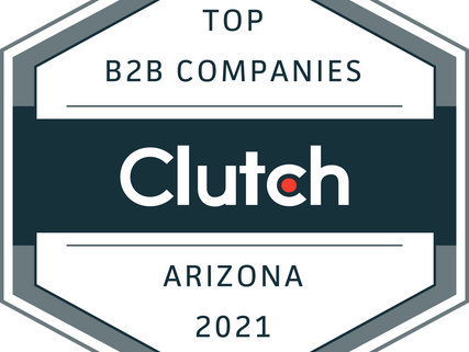 Scottsdale Video Production Company Chosen as Top 100 B2B Firms in AZ by Clutch