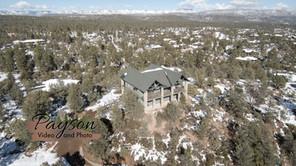 Snow Storm Payson, Arizona   Photos Plus Aerial Videos and Photos