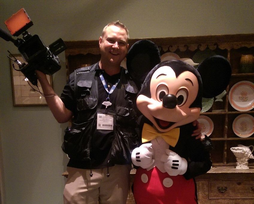 Josh Skehan | Videographer working at Disney World in Orlando (Kissimmee), Florida