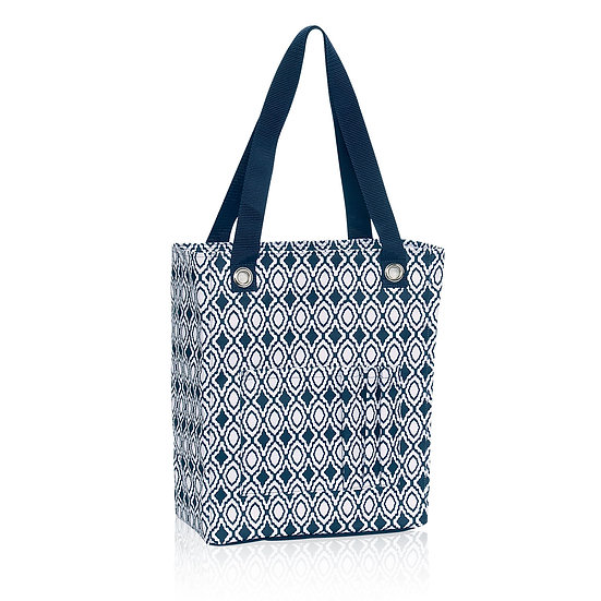 Thirty-One Tall Organizing Tote Navy Perfect
