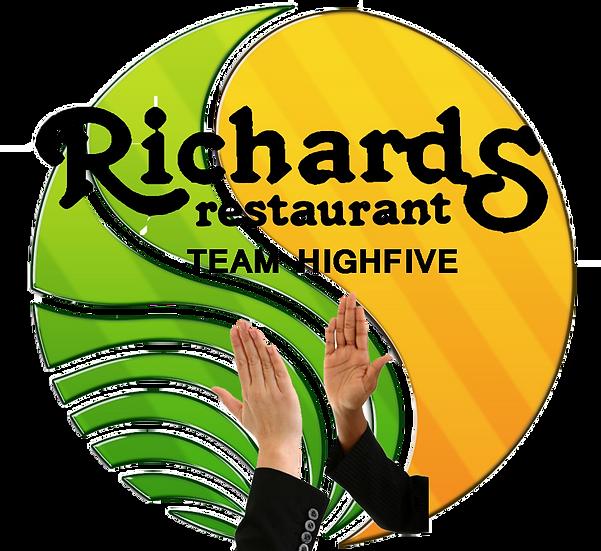 Richards High Five T-Shirts