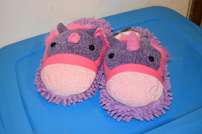 Unicorn Adult Slippers