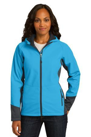 Ladies Vertical Soft Shell Jacket