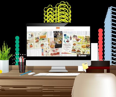你的首選餐牌設計團隊