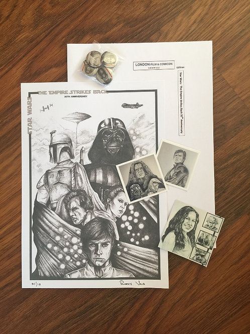 LFCC Print Pack - The Empire Strikes Back 35th