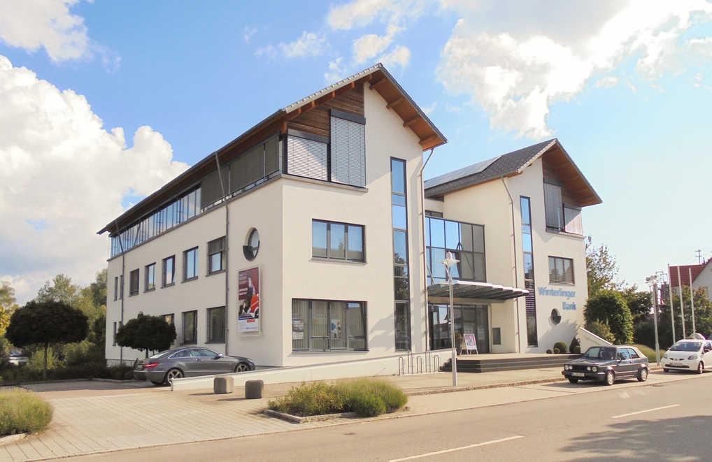 Geschäftshaus Winterlingen