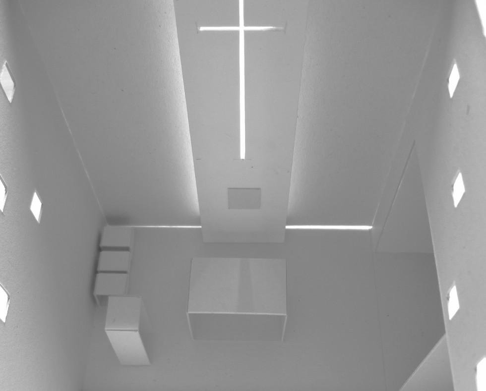 Kapelle Entwurf