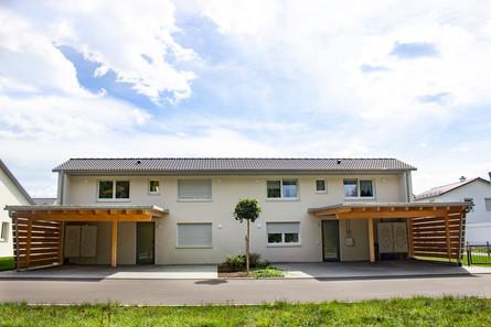 Doppelhaus Stetten