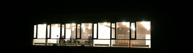 HdB bei Nacht