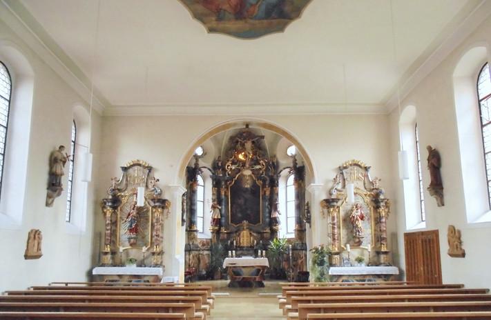 Kirche St. Silvester