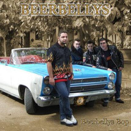 """CD040T  LOS BEERBELLYS """"Beerbellys bop"""""""