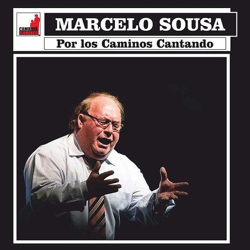 """CD023F MARCELO  SOUSA     """"Por Los Caminos Cantando"""""""