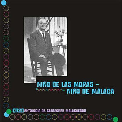 NIÑO DE LAS MORAS- NIÑO DE MÁLAGA