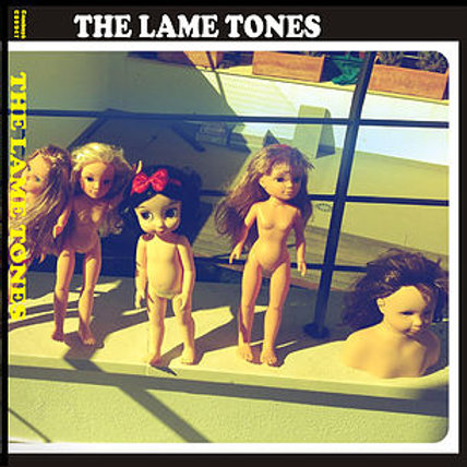 "CD094T (CD-R)  THE LAMETONES ""Lametones"""