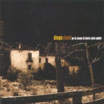 """CD-BB462  (CD-R)   DIEGO CLAVEL""""Por los Rincones de Huelva"""""""