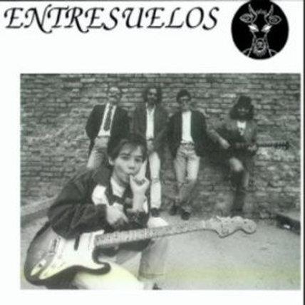 """CD016E (CD-R)  ENTRESUELOS """"Entre suelos"""""""
